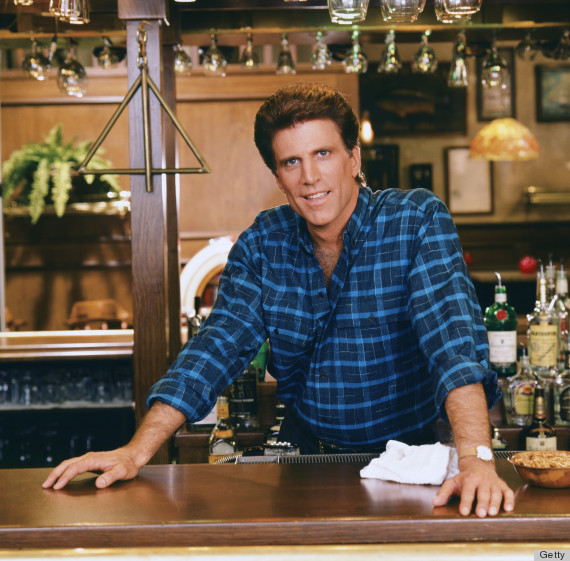 Image result for ted danson in cheers