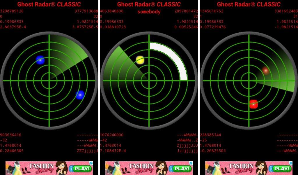 ghostradar