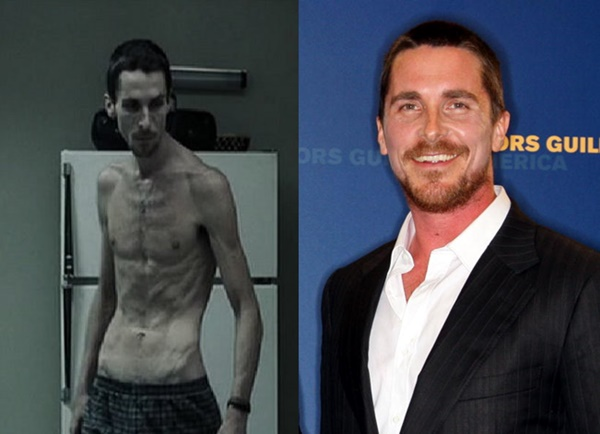 Some of the most radical actor body transformations we've ...