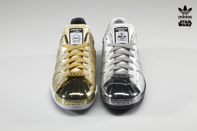 ee395e4d7f0ebe Pic  The new Star Wars inspired adidas Originals will have you ...