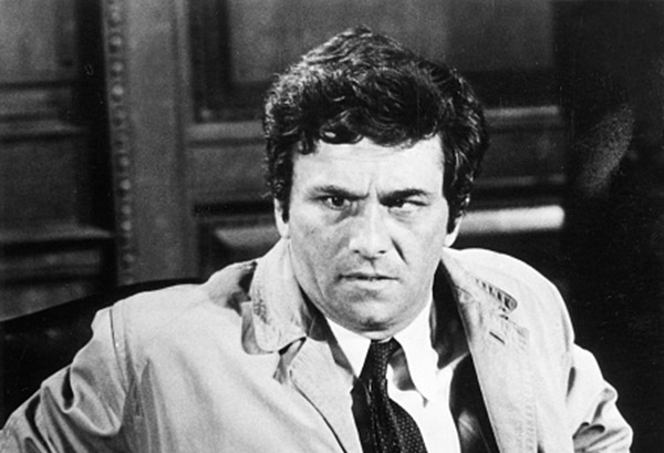 (GERMANY OUT) Peter Falk *16.09.1927-Schauspieler, USAals 'Inspektor Columbo`- undatiert (um 1970er Jahre) (Photo by Bunk/ullstein bild via Getty Images)