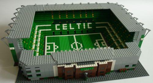 Check out these brilliant LEGO football stadia... | JOE.co.uk