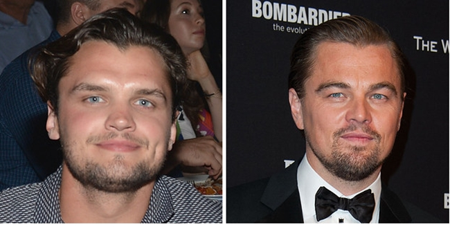 Jack Nicholson S Son Looks Suspiciously Like Leonardo Dicaprio Picture Joe Co Uk Social media has been buzzing lately about the close resemblance between leonardo dicaprio and jack nicholson's son, ray. jack nicholson s son looks suspiciously