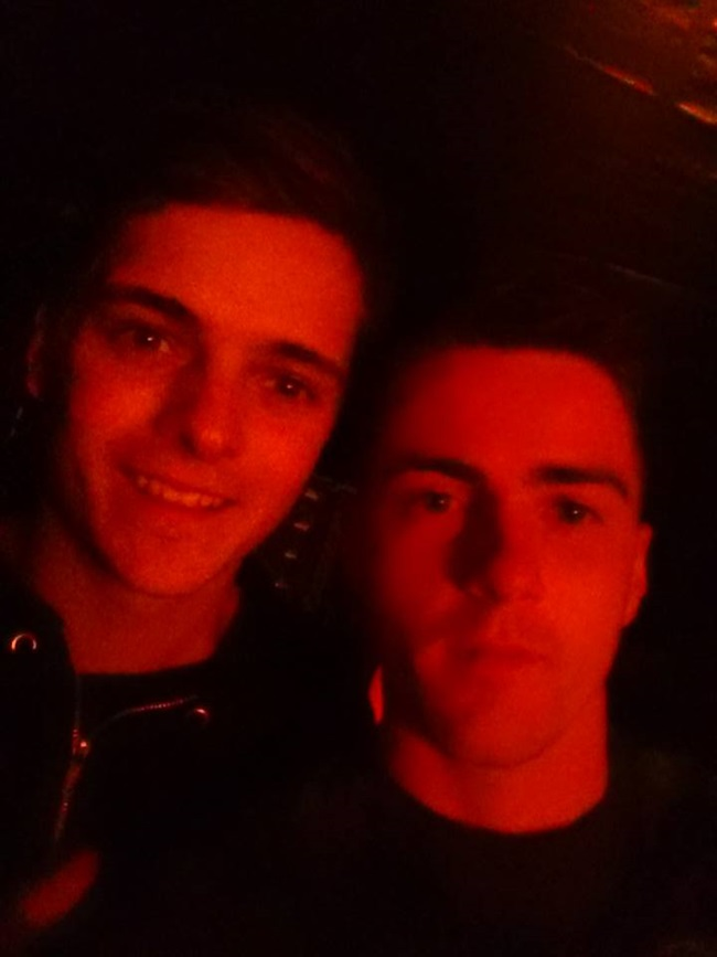 gerry and martin garrix