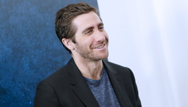 LOS ANGELES, CA - NOVEMBER 08: Actor Jake Gyllenhaal attends day one Variety Studio: Actors On Actors presented by Samsung Galaxy on November 8, 2014 in Los Angeles, California. (Photo by Mike Windle/Getty Images for Variety)