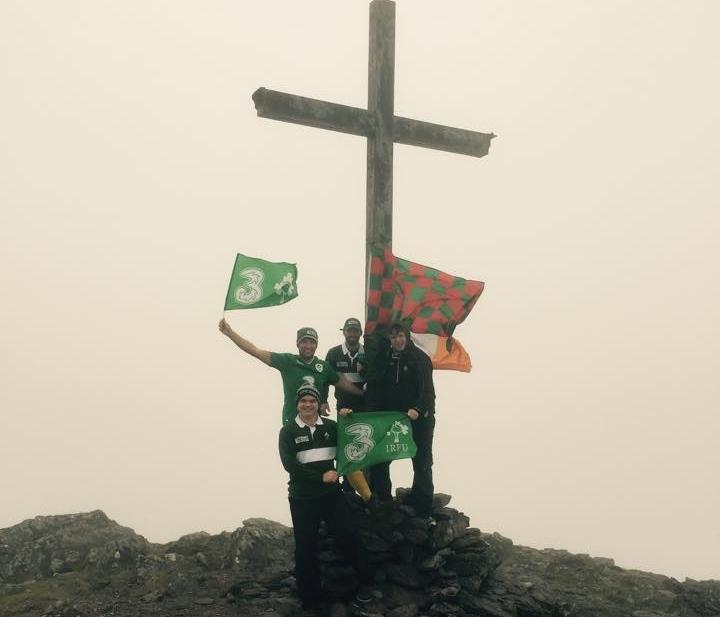 Irish lads ya