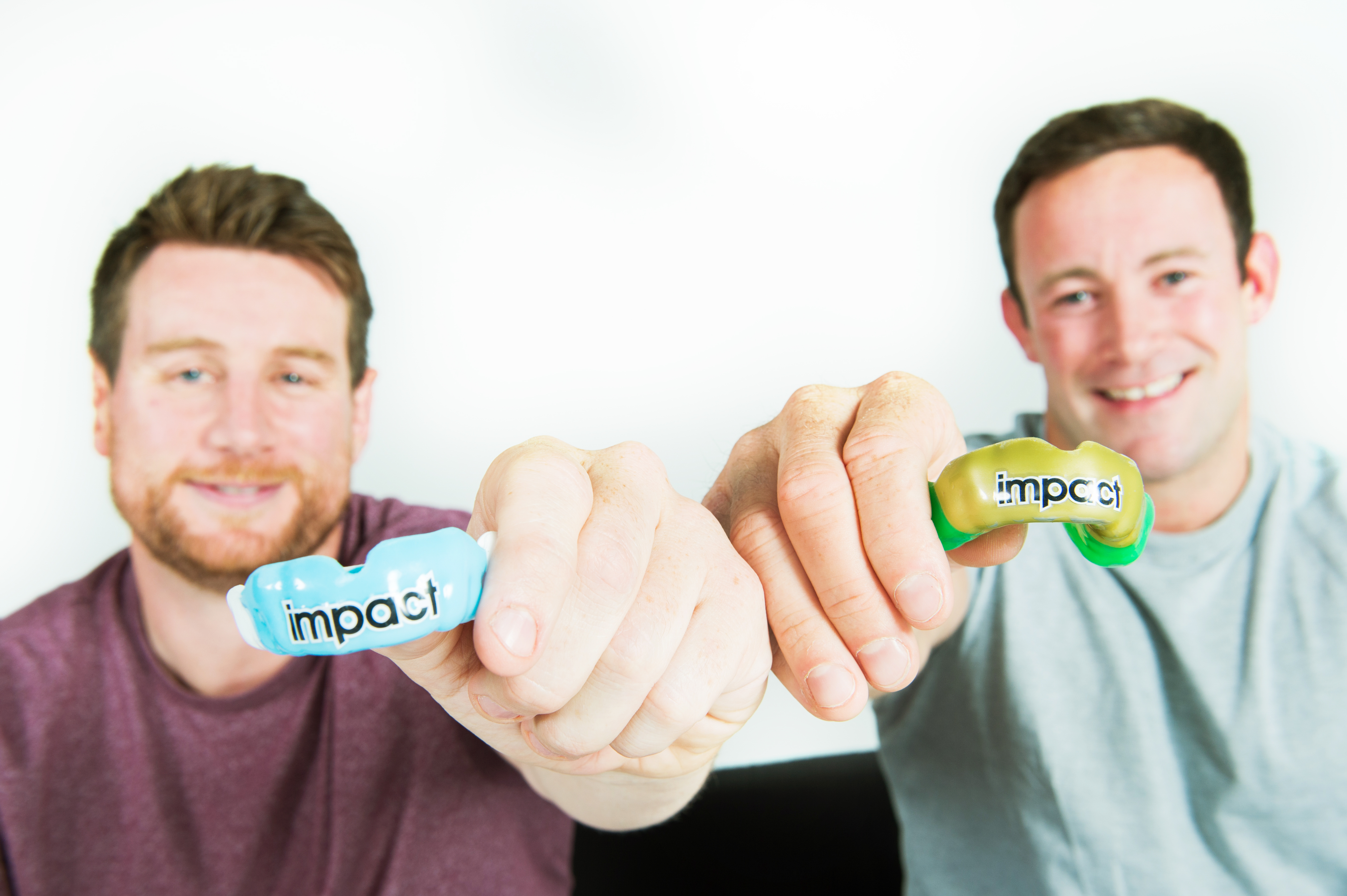 Impact Gumshields Co-founders (L-R) James Murphy and Gary Brown (3)