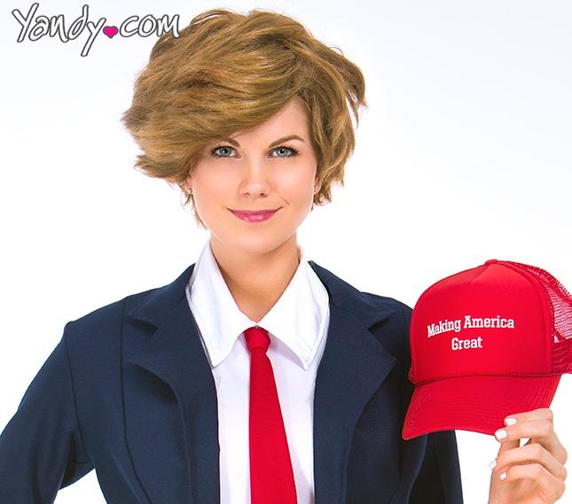 Donald Trump costume 2