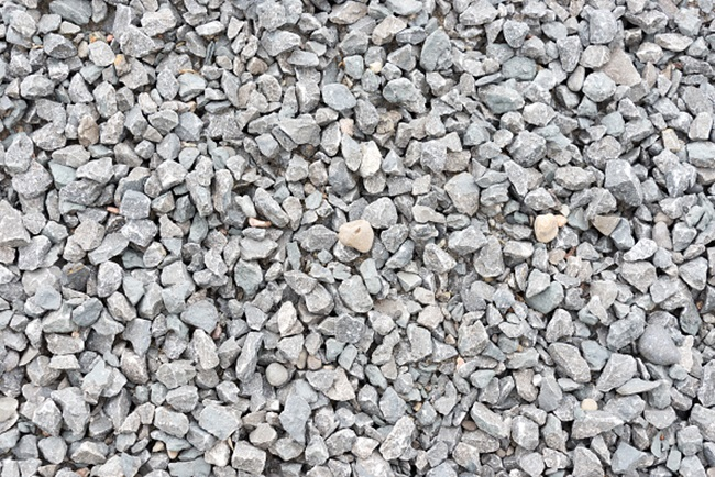 TORONTO, ONTARIO, CANADA - 2014/09/18: Gravel rough surface texture or pattern with small stones and dirt. (Photo by Roberto Machado Noa/LightRocket via Getty Images)