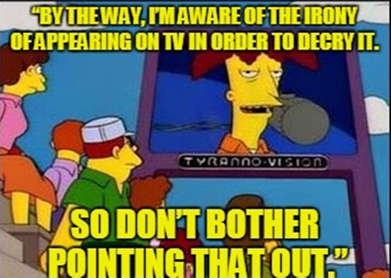 Bob Irony