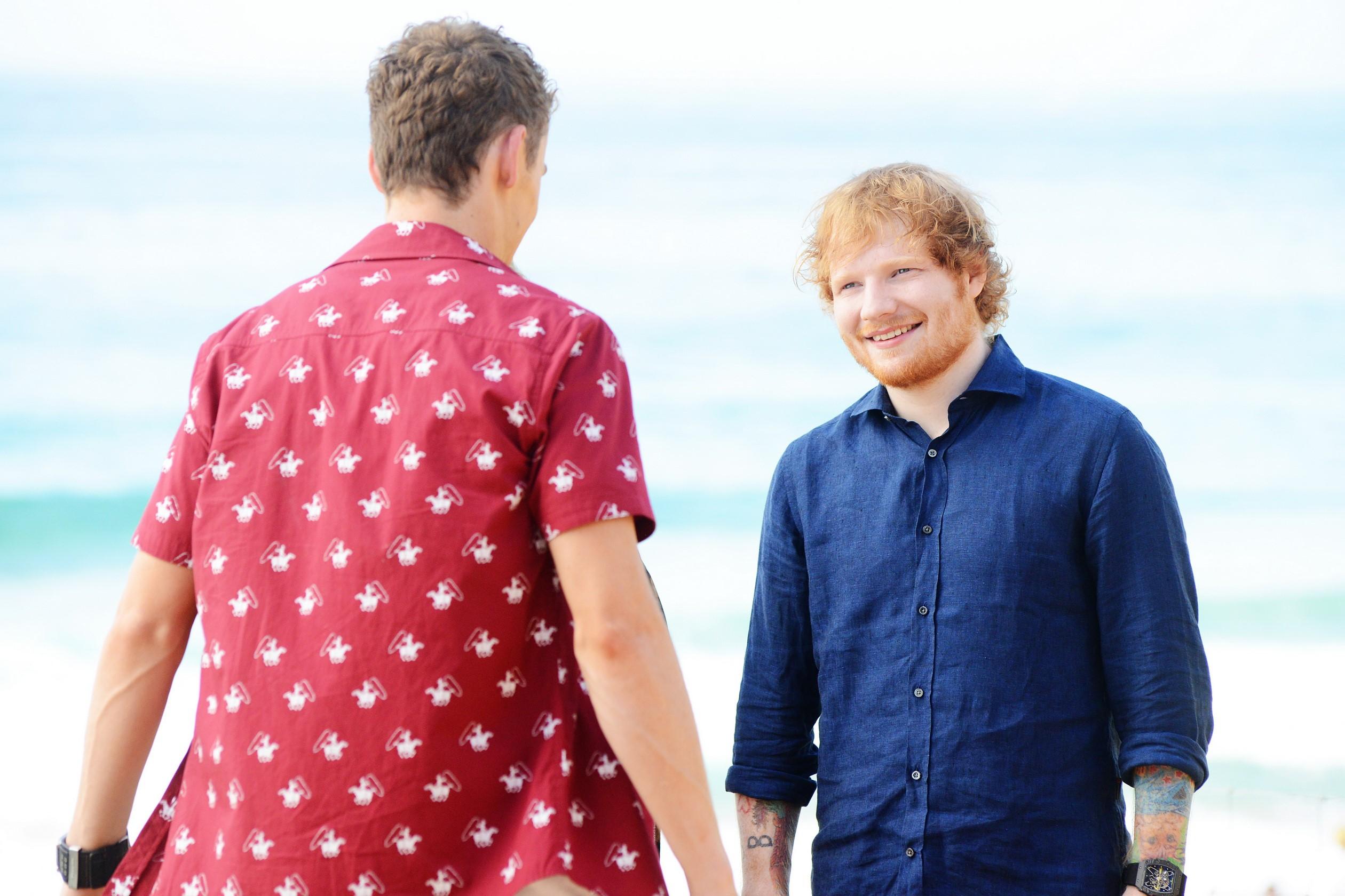 Ed Sheeran HnA