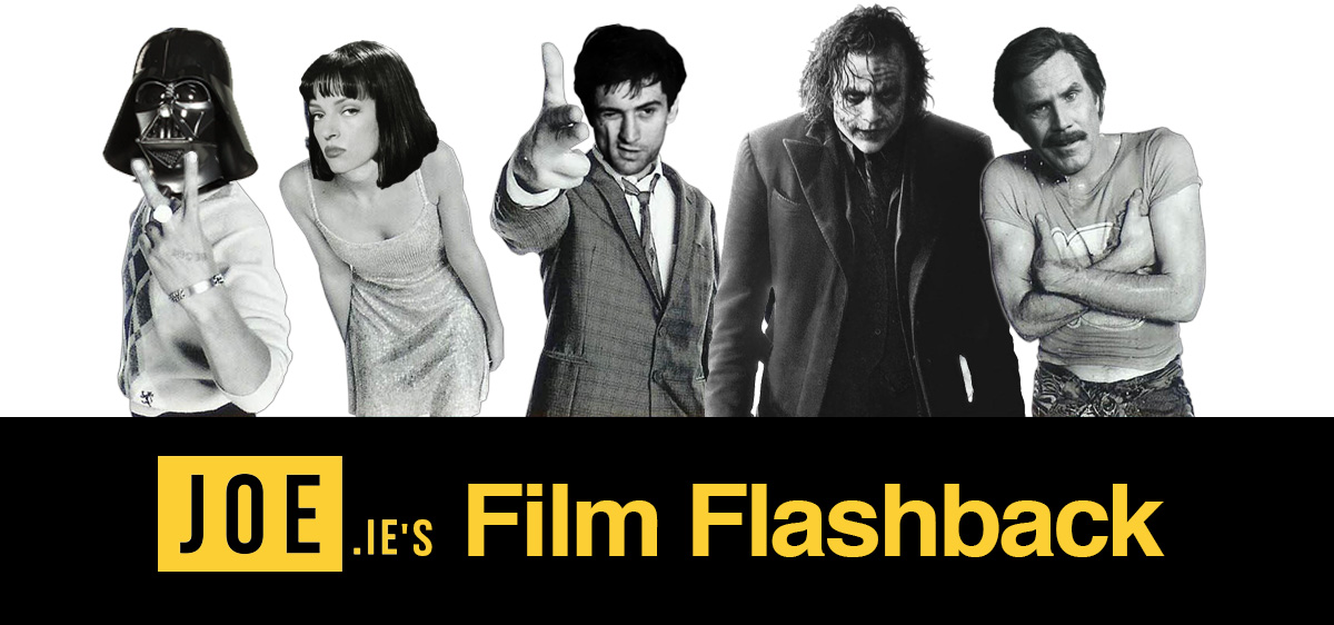 JOE's Film Flashback NEW ya