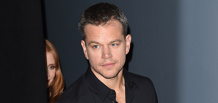 TORONTO, ON - SEPTEMBER 11:  Actor Matt Damon attends the 'The Martian' press conference at the 2015 Toronto International Film Festival at TIFF Bell Lightbox on September 11, 2015 in Toronto, Canada.  (Photo by Jason Merritt/Getty Images)