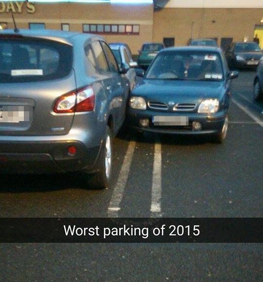 Worst Parking