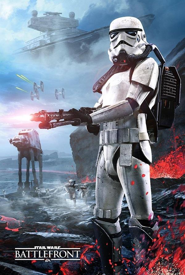 Star Wars Battlefront poster 2