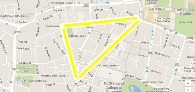 Us website names a well known dublin location as one of europes hipstertriangle publicscrutiny Choice Image