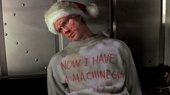 Die Hard Christmas film