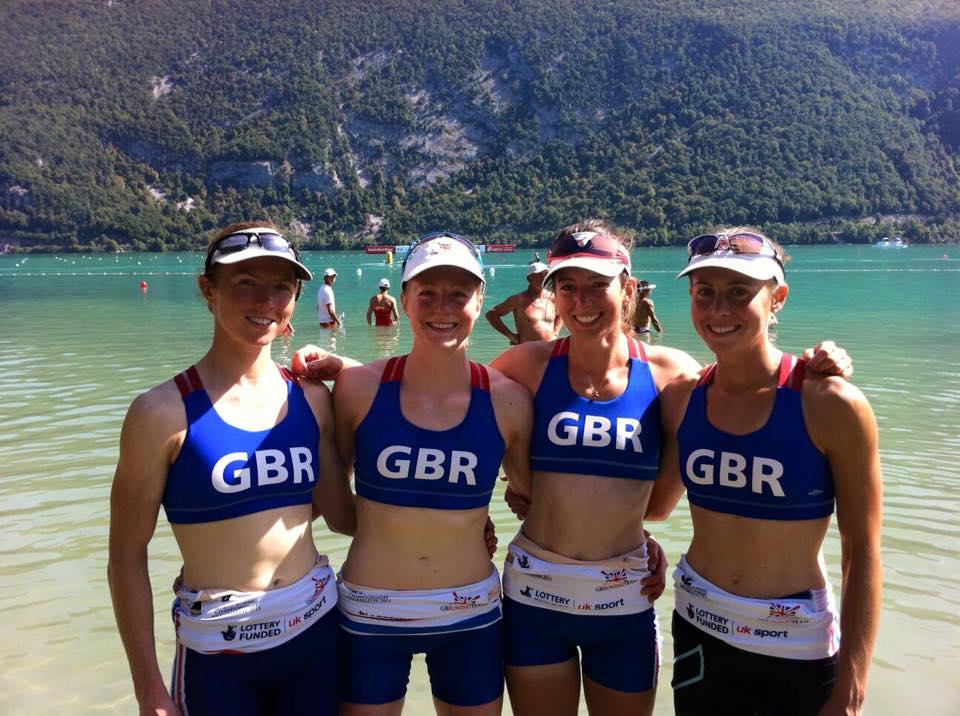 Queen B Team GB
