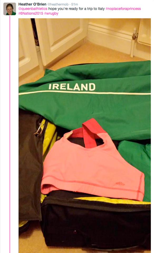 Queen B Ireland