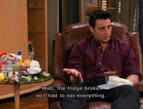 16 Priceless Joey Tribbiani Quotes That Will Help You Through Life