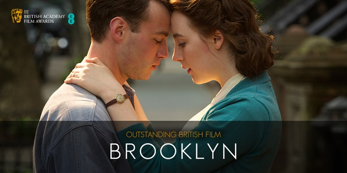 Brooklyn BAFTA