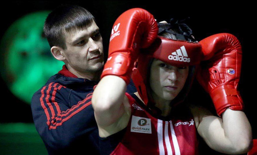 VIDEO: Katie Taylor's brother wins Muay Thai fight in