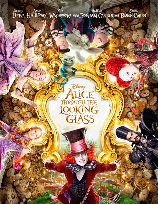Alice Through The Looking Glass Time Actor