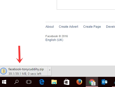 How to view your entire Facebook history, including pokes, old