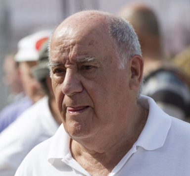 MONTE-CARLO, MONACO - JUNE 29: Amancio Ortega attends the Monaco International Jumping as part of Global Champion Tour on June 29, 2012 in Monte-Carlo, Monaco. (Photo by Pascal Le Segretain/Getty Images)