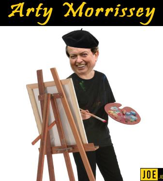 Arty Morrissey