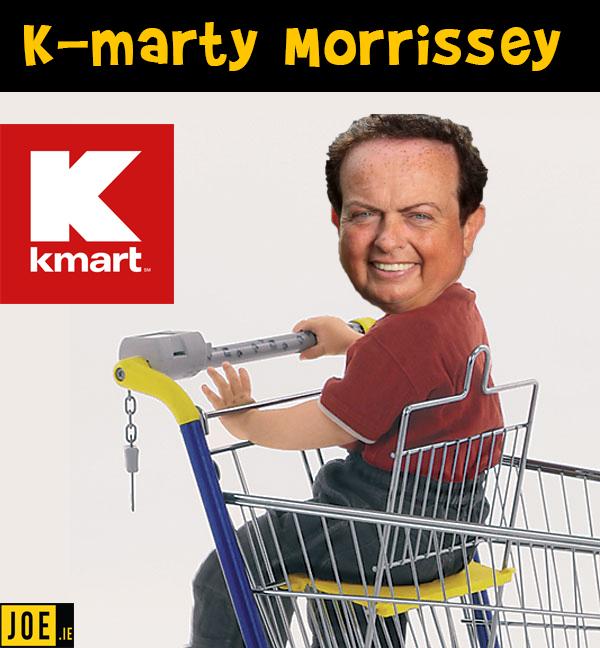k marty morrissey
