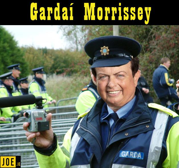 Marty Garda