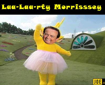 la la larty morrissey
