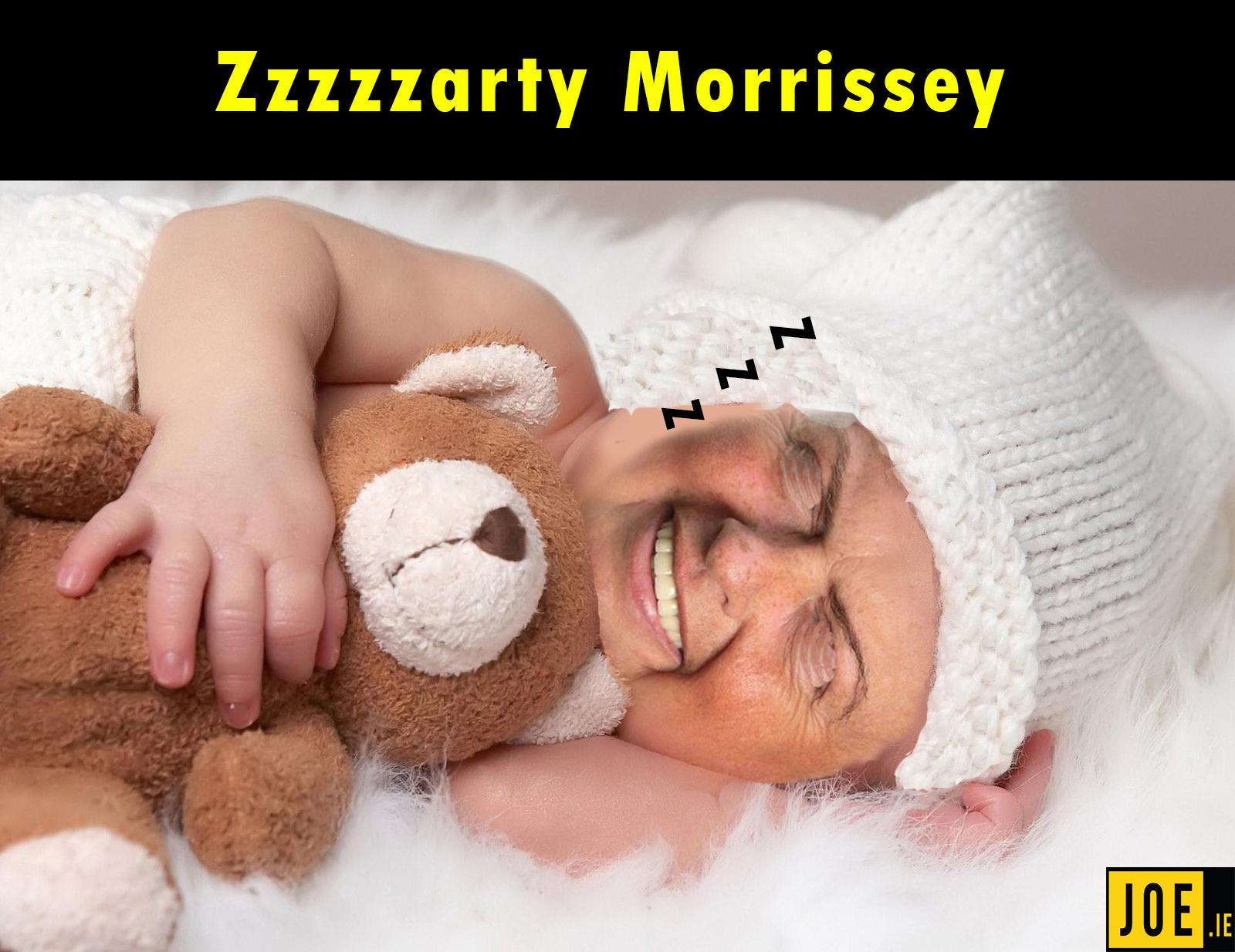 zarty morrissey