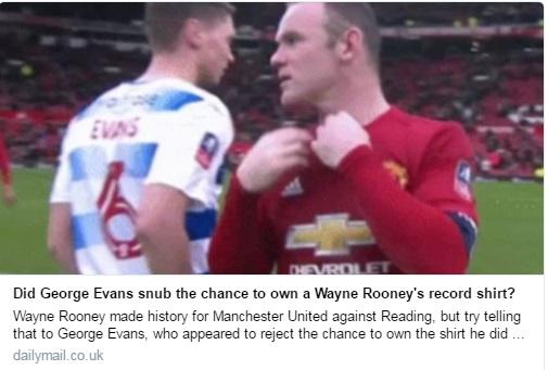 Wayne Rooney's five best Man Utd goals