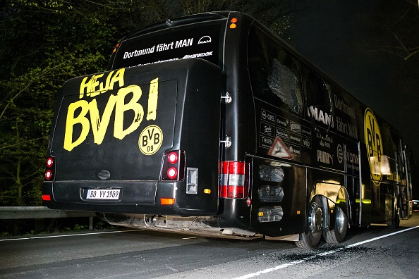 Borussia Dortmund bombing motivated by 'stock market'