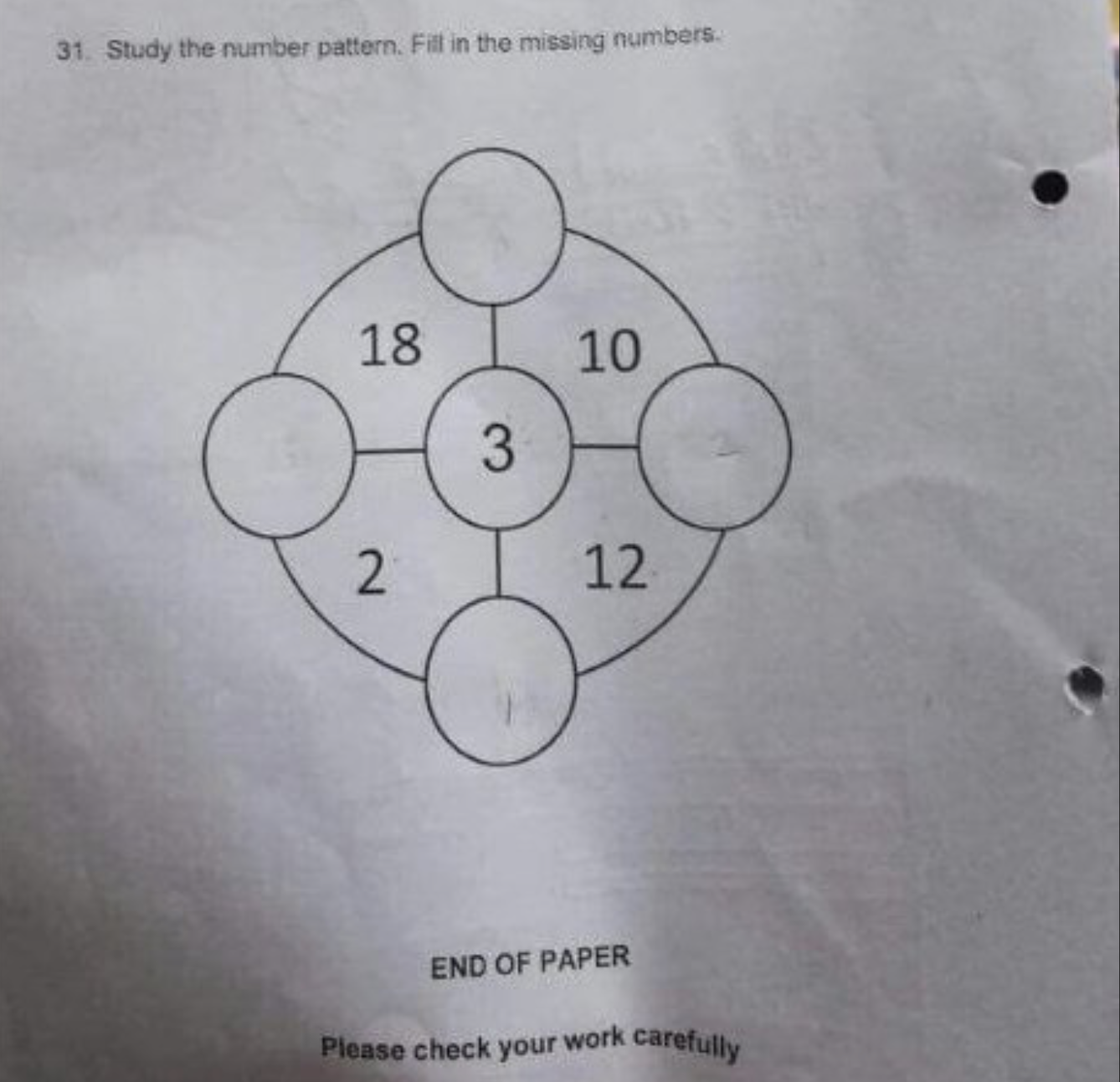 This maths question for 5-year-olds has been leaving the internet ...