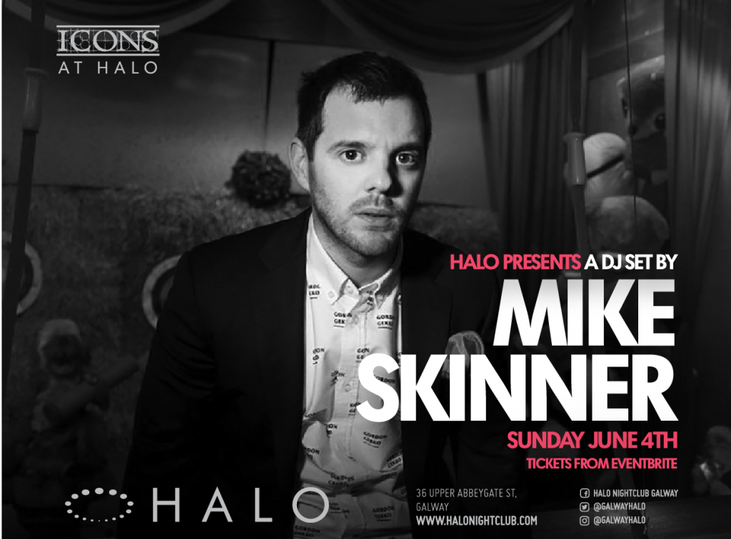 Mike Skinner competition