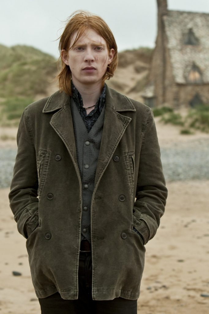 The 50 Greatest Harry Potter characters - #40-31 | JOE is ... Charlie Weasley Actor Harry Potter