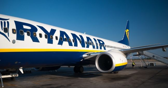Ryanair cancels Scottish flights to London Stansted over the winter