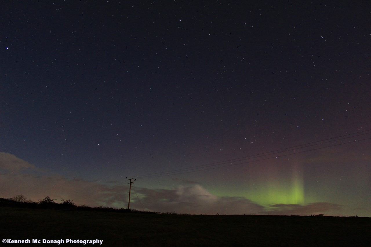 Northern Lights expected to be visible across the UK