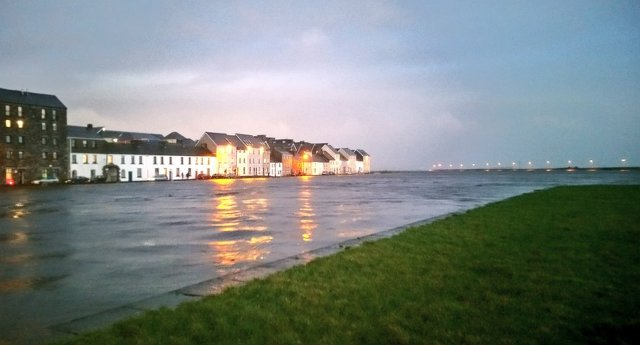 Galway flooding 2018