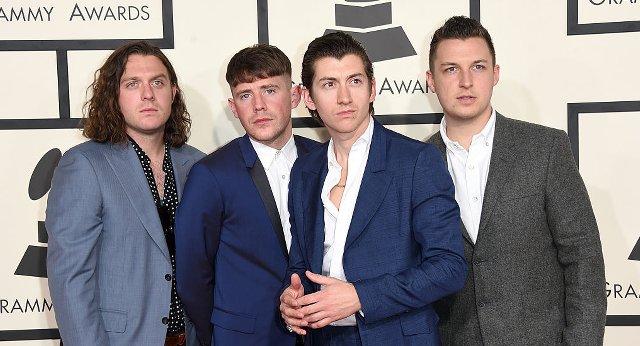 Arctic Monkeys Grammys