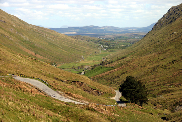 Amazing Irish drives