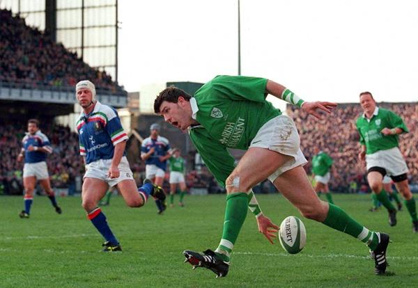 Ireland v Italy 2000