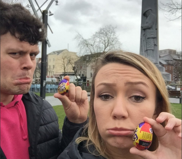 Creme Egg Hunting Season Kilkenny