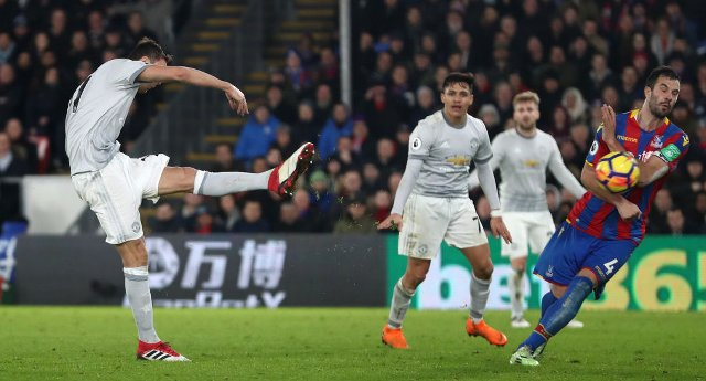 Crystal Palace vs. Manchester United live stream