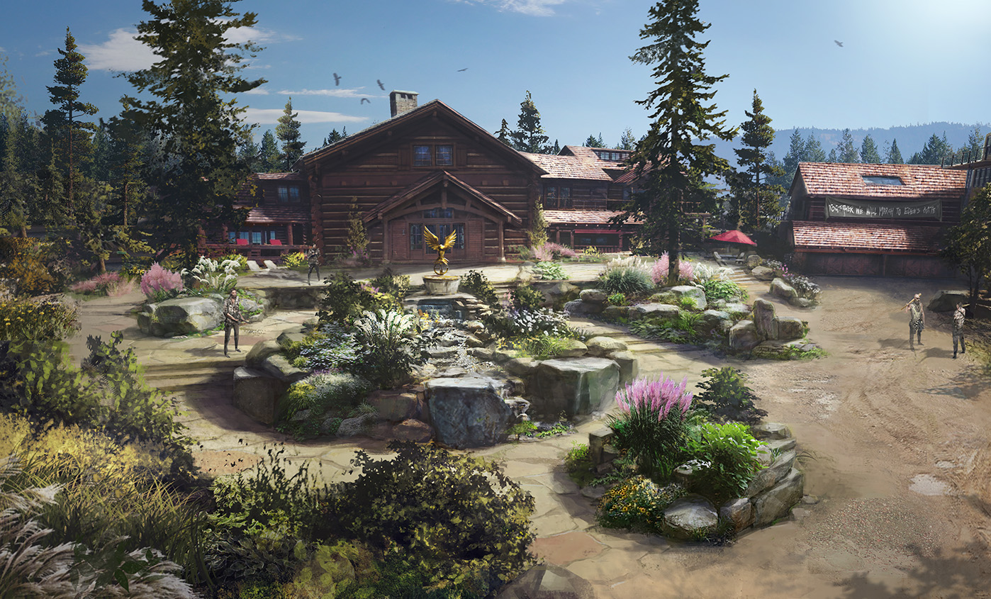 Preview Far Cry 5 Keeps It Country As The Game Heads To Midwest America Joe Is The Voice Of Irish People At Home And Abroad