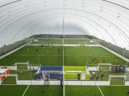 Dublin Indoor Football Soccer Dome
