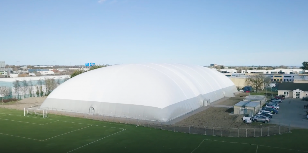 Indoor Football Soccer Dome 2